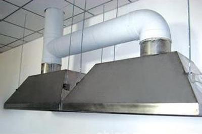 厨房铁皮排烟罩