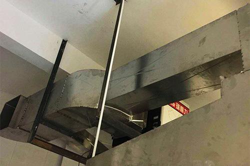 贵州不锈钢排烟管道
