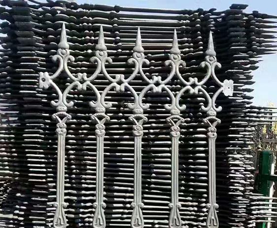 沈阳铸铁护栏