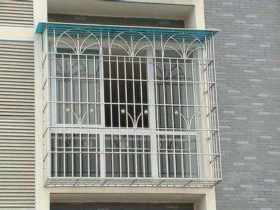 实用防盗窗