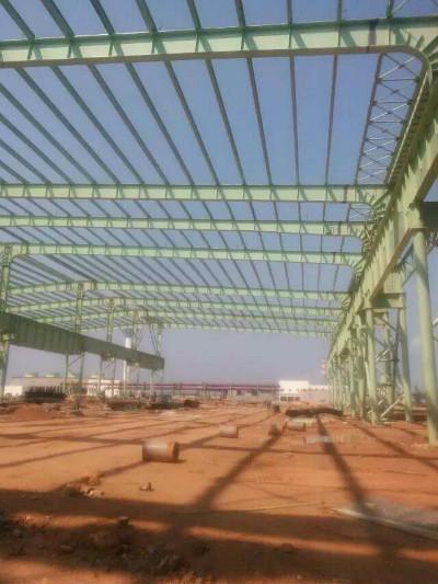 小型钢结构厂房