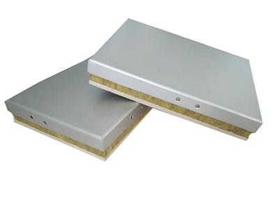铝合金保温一体板