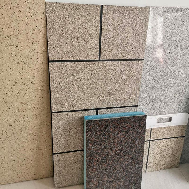 硅酸钙板保温一体板厂家