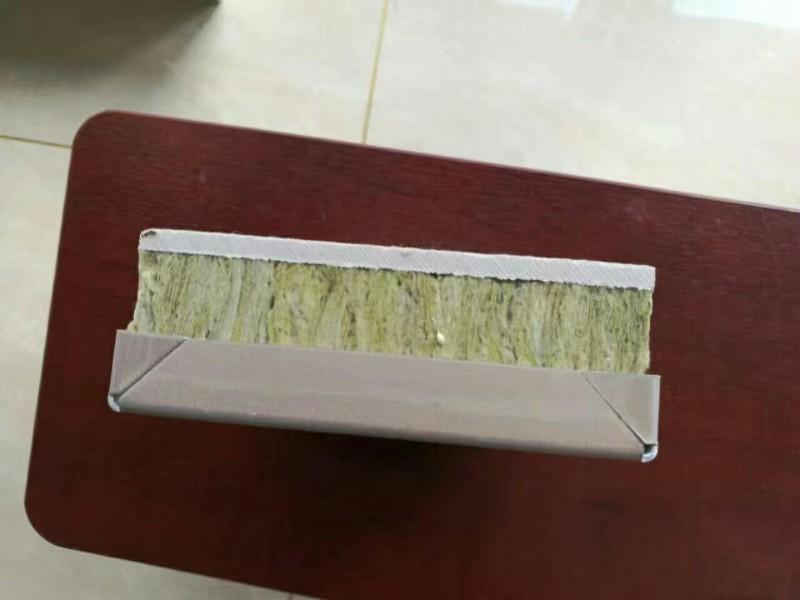铝合金复合保温一体板