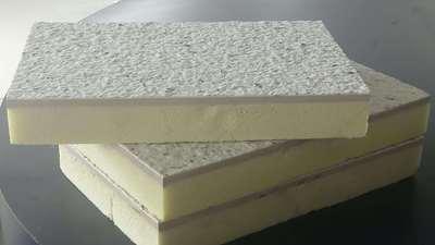 硅酸钙板装饰复合保温一体板