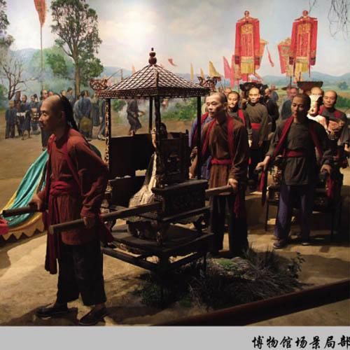 云南博物馆场景还原