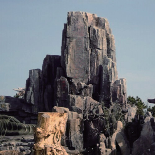 云南塑石假山制作