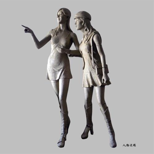 云南艺术雕像制作