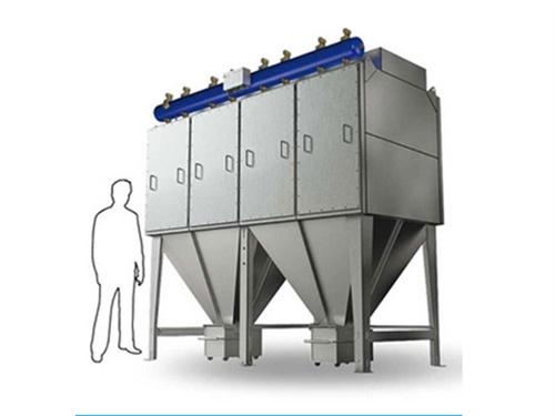 FMC滤筒式集尘器