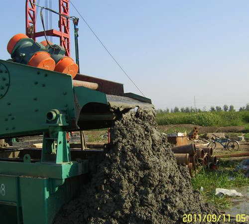 泥浆处理厂家