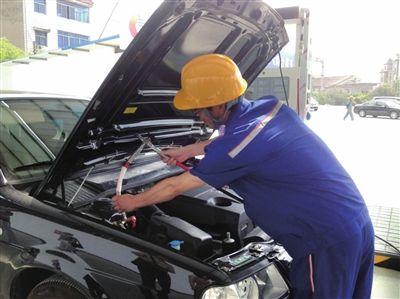 宝鸡车辆气瓶检测