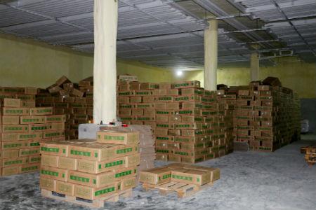 北京四系填鸭生产厂