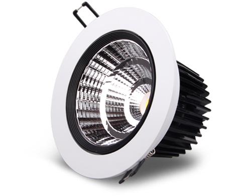 客厅LED天花射灯