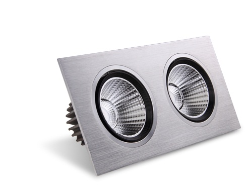 方形LED天花射燈