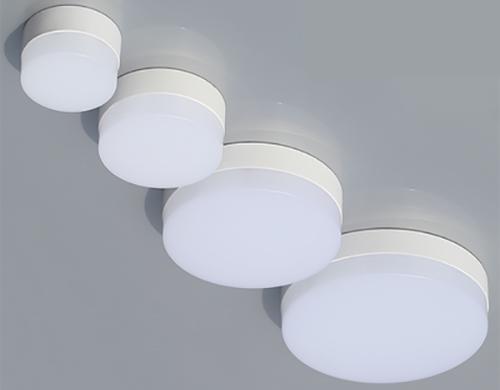 走廊明裝LED筒燈