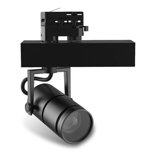 LED调焦轨道射灯