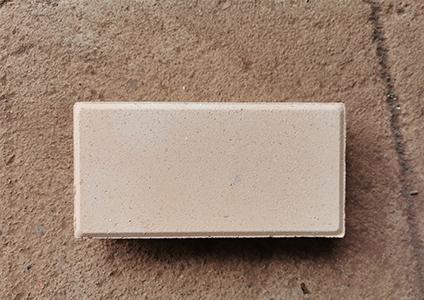 黄色压机透水砖