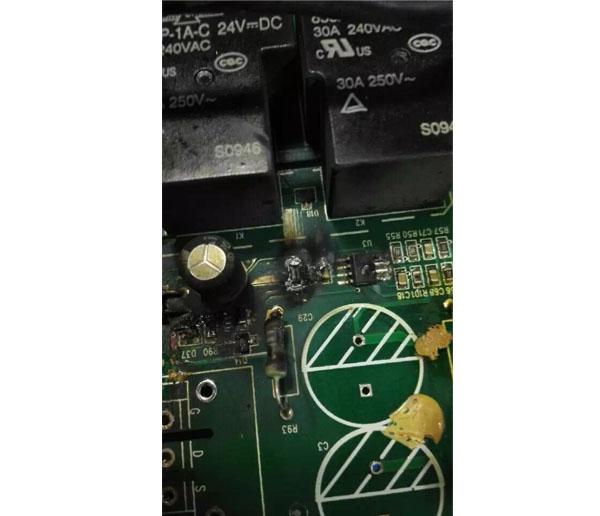 工厂变频器维修