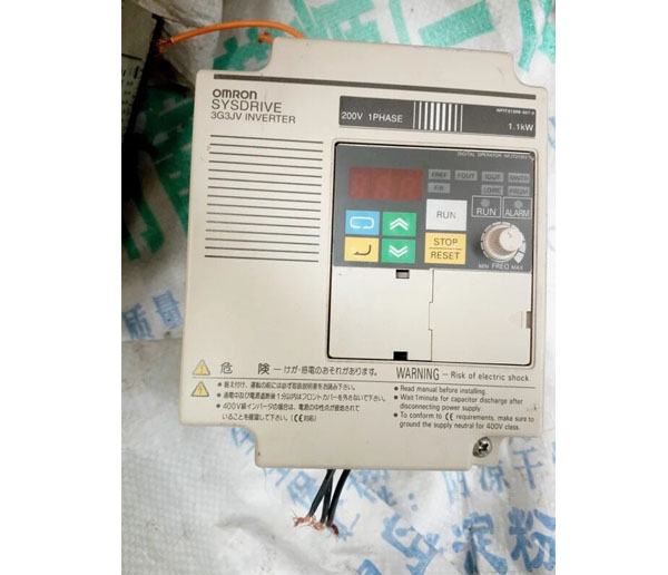 欧姆龙变频器维修