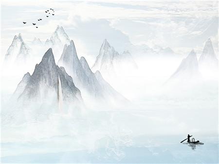 离子釉 湖光秋月