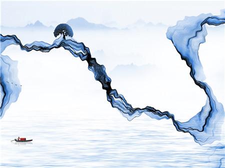 离子釉 渔舟印象