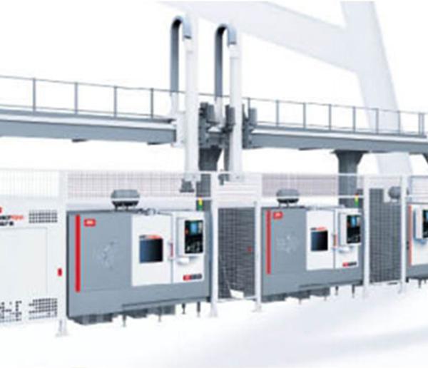 A2双机桁架自动化单元技术型价格