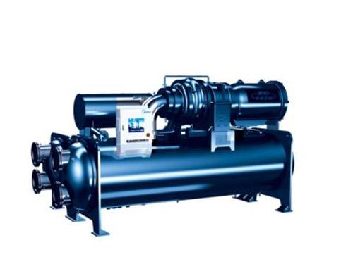 超高效双级压缩降膜离心式冷水机组