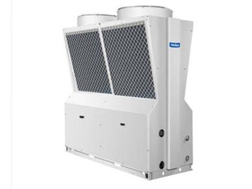 低温强热风模块式机组