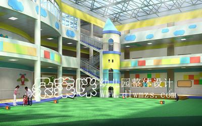 高档幼儿园设计