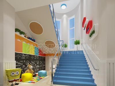 武汉高端幼儿园装修设计