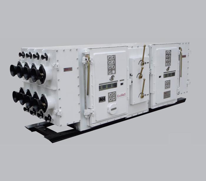 煤矿机械电磁起动器