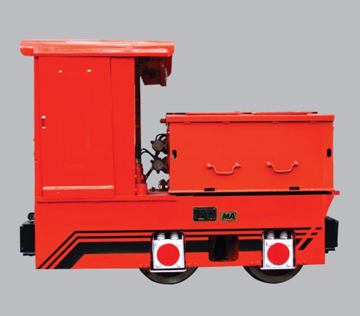 煤矿机械牵引矿车