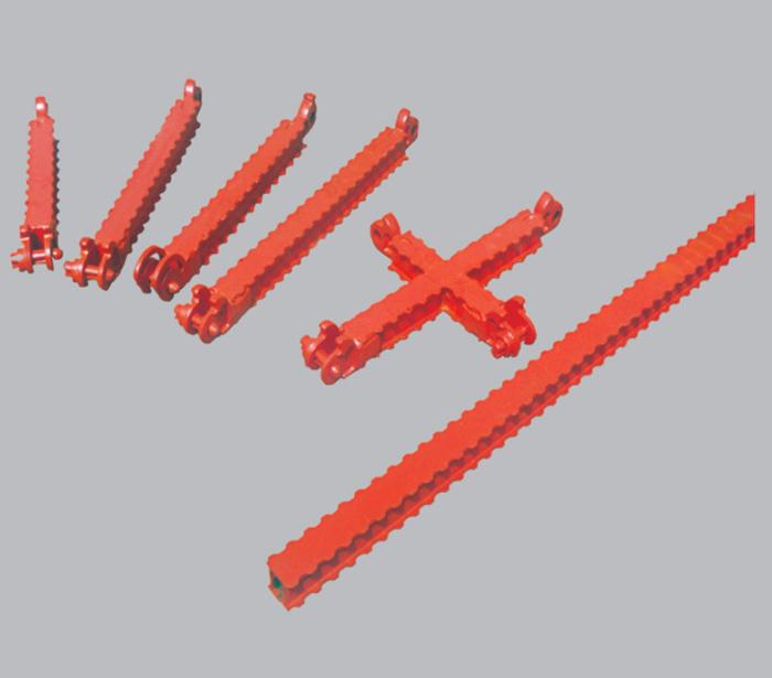 煤矿机械金属铰链顶梁