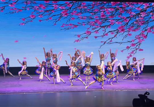 哈爾濱民族舞學校