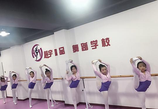 少儿拉丁舞蹈学校