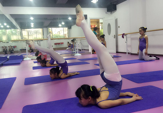 民族舞培訓