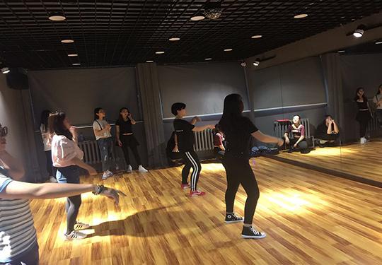 哈尔滨舞蹈班