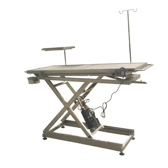 不锈钢单侧倾斜手术台