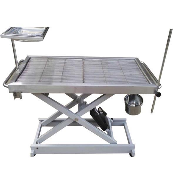 不锈钢烤漆手术台