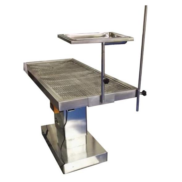 不锈钢恒温双向倾斜升降手术台