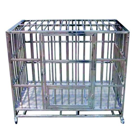 方管不锈钢宠物笼