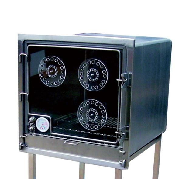 不锈钢宠物氧气笼