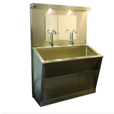不锈钢医用洗手池