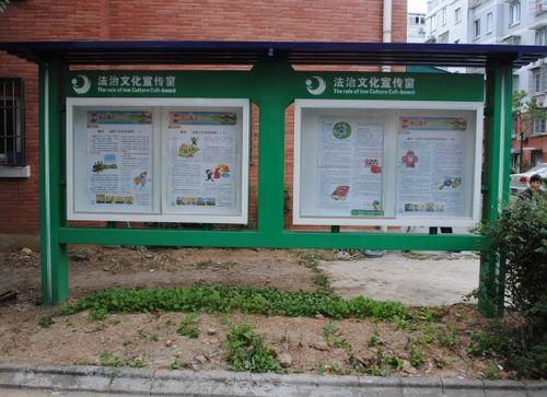 宁波不锈钢宣传栏生产厂家