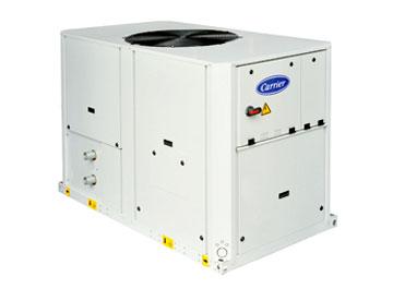 """新一代""""雅居易""""涡旋式风冷冷水/热泵机组"""