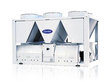保定杰作系列涡旋式风冷冷水/热泵机组