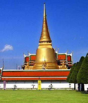 泰国自助旅游攻略