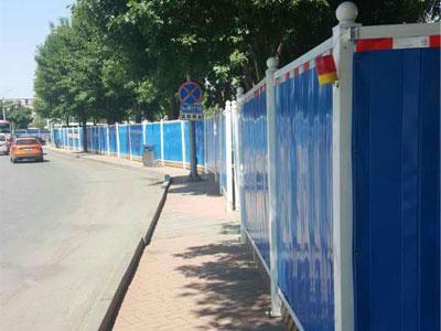 河北石家庄PVC护栏