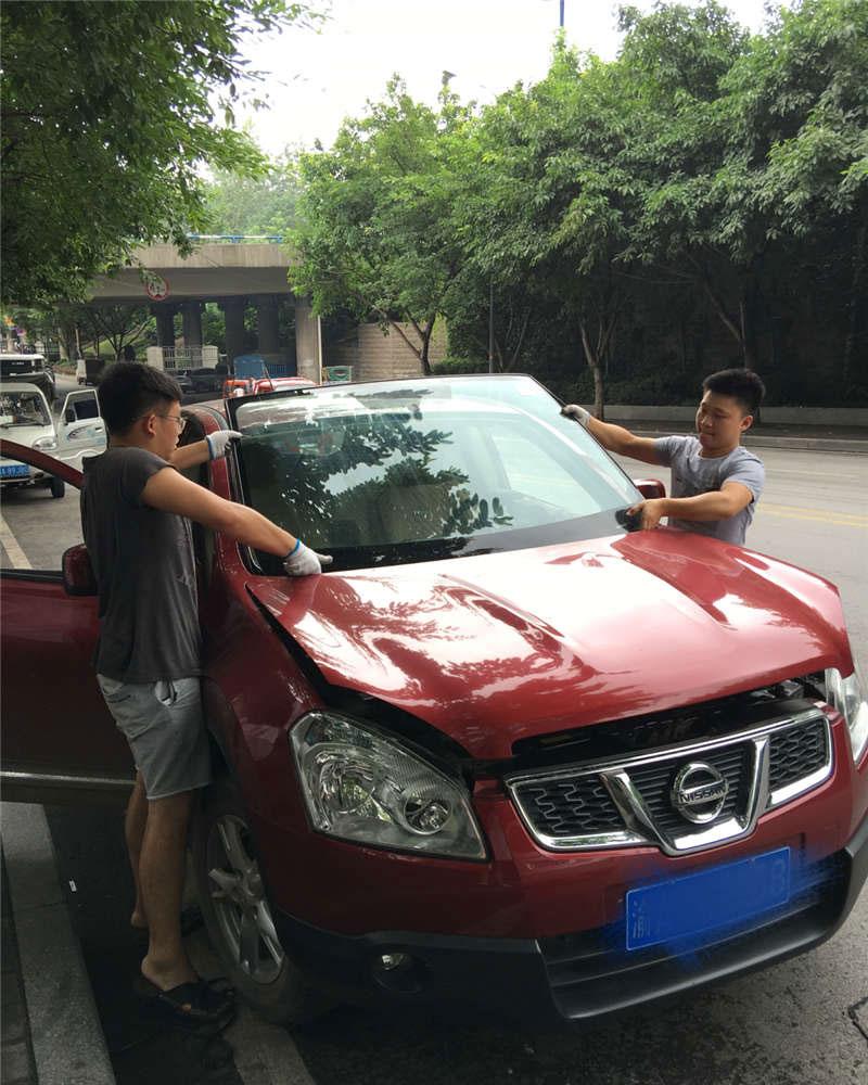 重庆汽车天窗玻璃