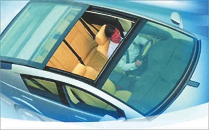 重庆汽车天窗玻璃安装